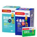 【小兒利撒爾】小魚球+液態鈣優惠組合 (再送活菌七日組)